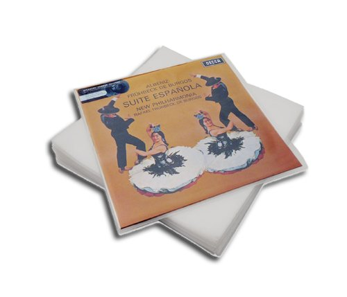 LP Schutzhüllen aus PE Protected (100 Stück)