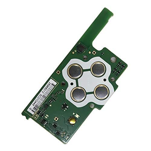 Placa base controladora, placa base de reparación de reemplazo de módulo de PCB, circuito de piezas durables módulo controlador herramienta ajuste para interruptor Joycon izquierda