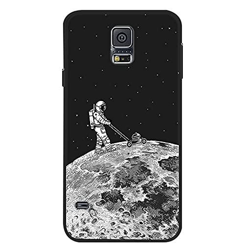 HUAYIJIE [HLKRK] Funda para Samsung Galaxy S5 SM-G900 Funda Carcasa Case Cover 6