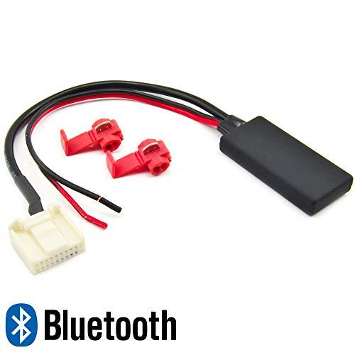 Watermark WM-BT31 Bluetooth MP3 Streaming Adapter für Mazda 2 3 5 6 MX-5 RX-8 (2006-2013)