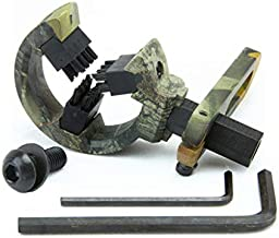 Votono Whisker Biscuit Archery Arrow Rest Brush for Recurve Compound Bow Hunting Capture Arrows Rest Brush Whisker Archery Rest Bow Rest (Camouflage)
