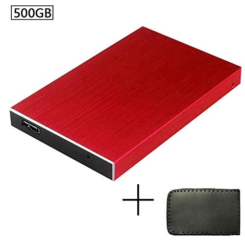 Haodou.Unidad móvil USB-C USB 3.0 Disco Duro Externo 500GB 1TB 2TB Disco Duro Externo portátil para PC portátil Mac