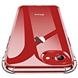 Garegce iPhone SE 2020 Case + 2 Pack Glass Screen