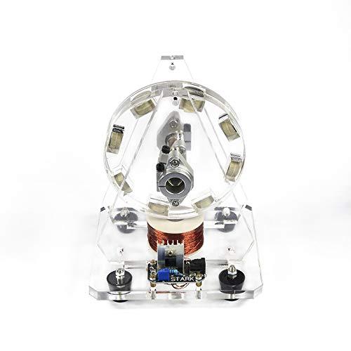 T-king Bedini Motor Brushless Motor Model - Pseudo Perpetual