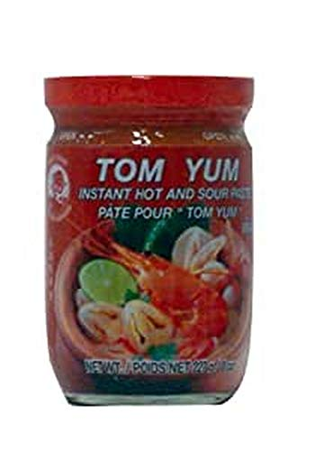 Cock Instant Paste Tom Yum (1 x 227 g Packung)