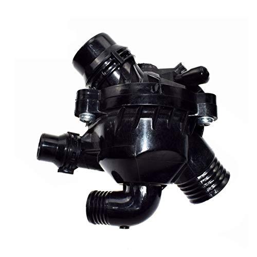LinYom Termostato De Enfriamiento del Motor con Carcasa/Ajuste para - BMW / E70 E71 X5 X6 2007-2010 11537550172