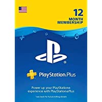 Deals on Sony PlayStation Plus 1 Year Membership Subscription