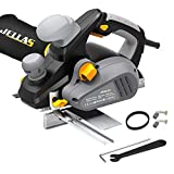 Best Planers - JELLAS Planer, 16,500RPM 850W Electric Planer,Electric Hand Planer Review