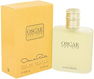 Oscar by Oscar de la Renta Eau De Toilette Spray 3.4 oz for Men