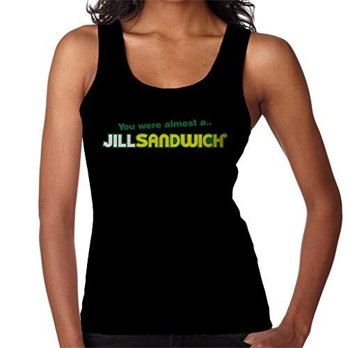 Cloud City 7 Jill Sandwich Resident Evil Women's Vest