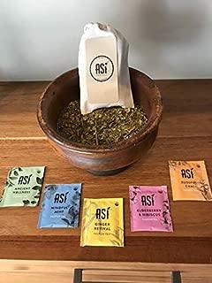 ASI Yaupon Tea Sampler Pack (10 Tea Bags)