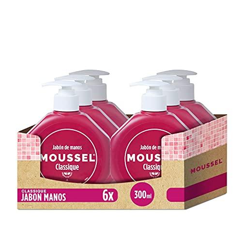 Moussel Jabón de ManosClassique Original 300ml - Pack de 6