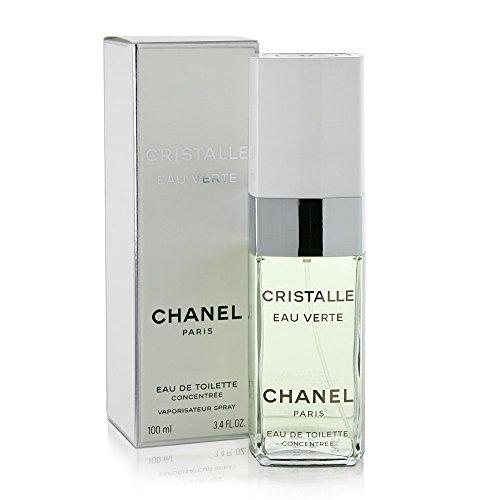 Chanel Cristalle Eau Verte Eau de Toilette Conc Vaporizador 100 ml
