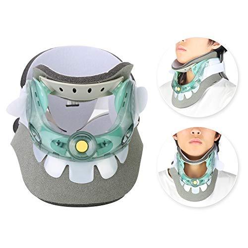 Collarín cervical, dispositivo de tracción cervical ajustable Dolor en el cuello Relive Collar Cuidado del cuello Herramienta de recuperación