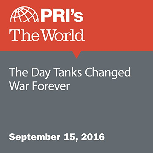 The Day Tanks Changed War Forever cover art