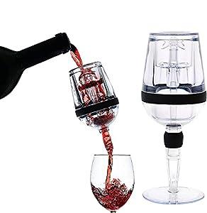 DeVine- AERATOR, Goblet Design Instant Wine Aerator - Professional Grade - Aerate Wines in Seconds by Agog