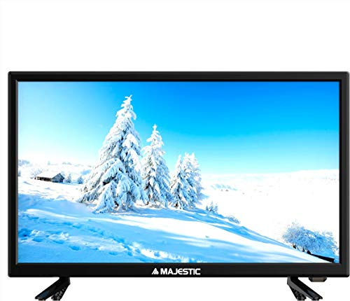 TV 22 Pollici LED, Full HD, DVB-T2