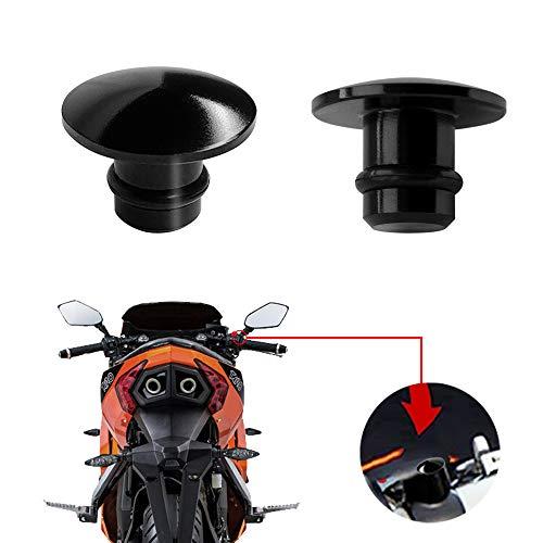 Evermotor Universal M10 6065-T6 CNC Aluminium Anodische Oxidation Motorrad Spiegel Blindstopfen Schrauben Gewinde Verkleidungsschrauben