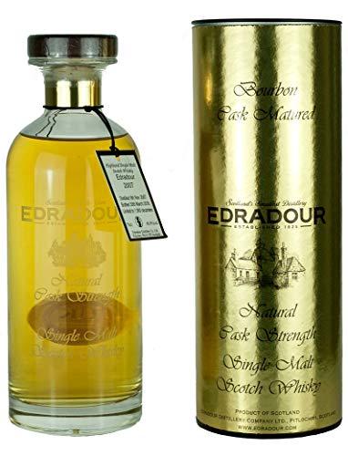 Edradour Bourbon Cask Matured Natural Cask Strength 2007-700 ml