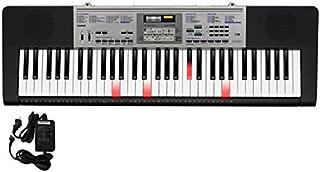 Casio LK175 61 Key Lighted USB Keyboard with Power Supply