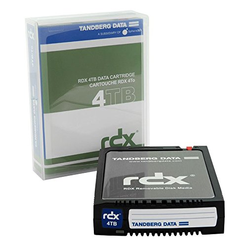 Overland Storage Tandberg RDX 4TB Cartridge (Single)
