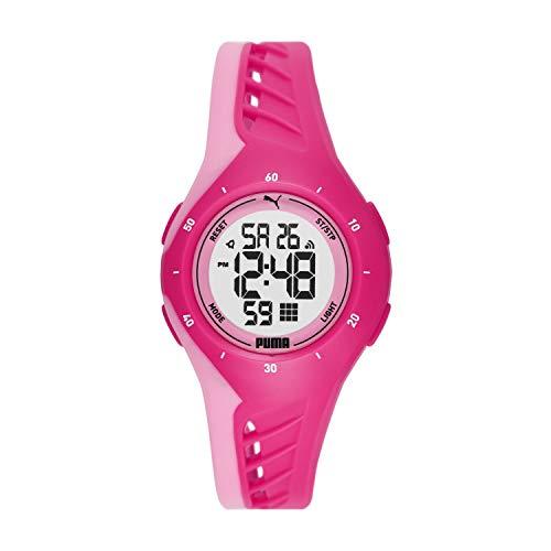 reloj puma azul digital fabricante PUMA