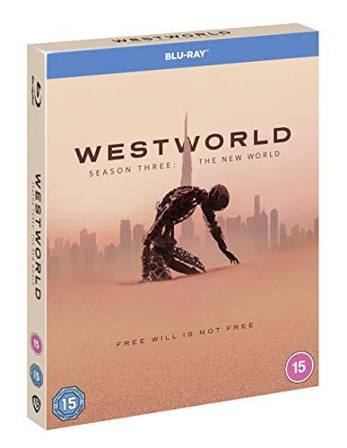 Westworld: Season 3 [Blu-ray] [2020] [Region Free]