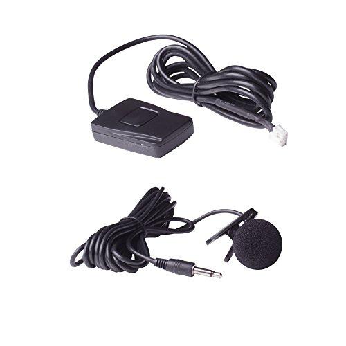 Electronicx Adapter Bluetooth Freisprechanlage Modul für Yatour DMC Adapter YTM05, YTM06, YTM07