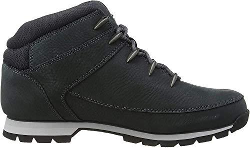 Timberland Herren Euro Sprint Hiker Chukka Boots, Grau (Grigio (Ebony) Tb0a1wfi0051), 41.5 EU