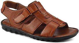 Jump 18031 Taba Günlük Yumuşak Rahat Taban Erkek Sandalet
