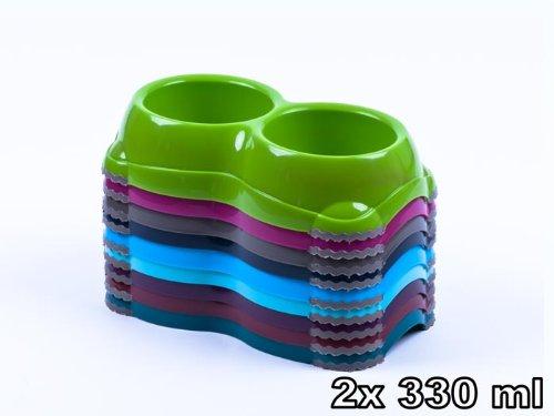 adena Doppelnapf 2X 330 ml