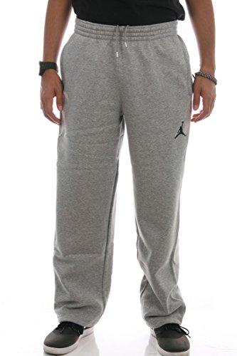 Nike Pantalon Jordan 23/7en Polaire pour Femme XS Gris - Gris foncé/Noir