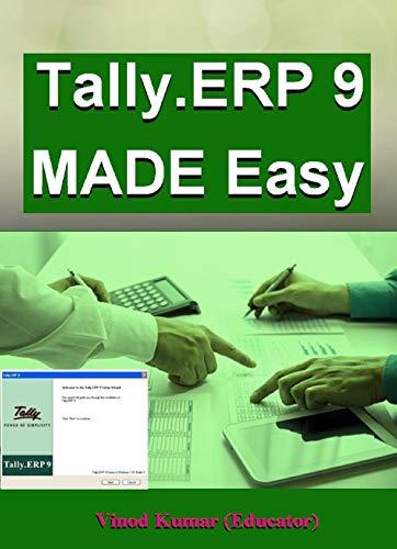 Tally.ERP 9 MADE Eas