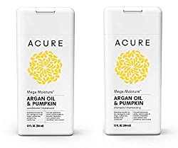 Mega Moisture Shampoo and Conditioner from Acure