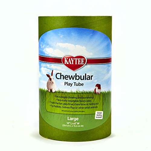 Kaytee Chewbular Play Tube, Large