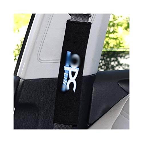 Sitz 26cm 2 Stück Automobile Gurtauflage Schutz Sitzbezug Für OPEL Corsa OPC Insignia Astra Antara Meriva Zafira Emblem