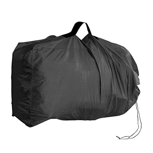 LOWID OUTDOOR® Housse de transport pour sac à dos Noir 97 x 47 x 25 cm
