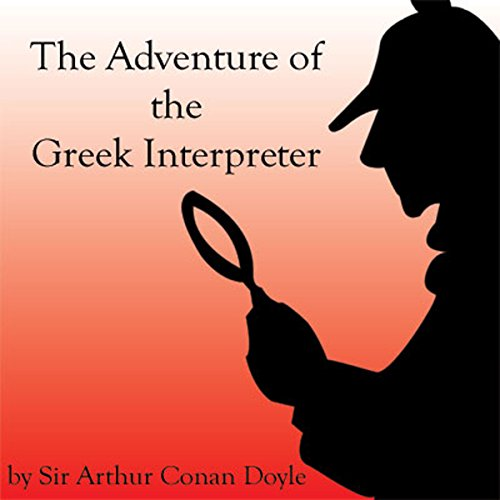 The Adventure of the Greek Interpreter audiobook cover art