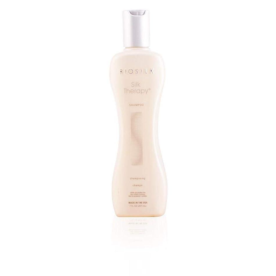 Biosilk Silk Therapy Shampoo, 12 Ounce