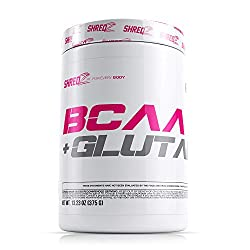 SHREDZ Bcaa Glutamine Review