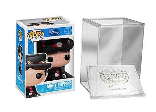 Funko Pop: Disney: Series 5 - Mary Poppins Vinyl Figure + FUNKO PROTECTIVE CASE