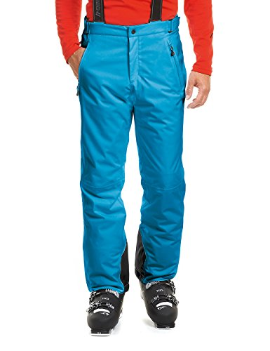 maier sports Anton 2 - Pantaloni da Sci da Uomo, Uomo, 100000, Blu di metilene, 56