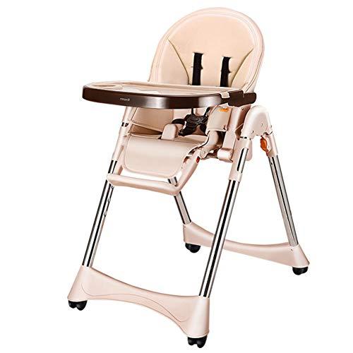 Kinder-Ezimmerstuhl Kinder Baby-Estühle tragbar zusammenklappbar zum Lernen Sitz für Sitze Etisch speziell für Babymahlzeit