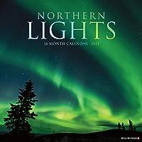 Northern Lights 2021 Calendar