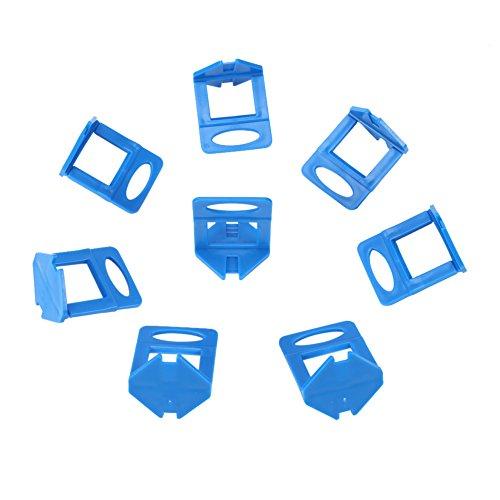 Espaciador de baldosas, Sistema de nivelación de baldosas de plástico, baldosa de plástico PE Resistente para el hogar