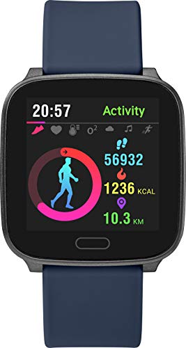 iConnect by Timex Active 37 mm Smartwatch TW5M34300