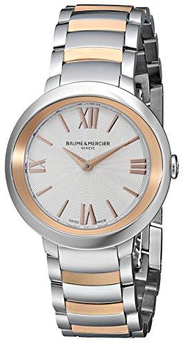 Baume & Mercier (ボーム&メルシエ) M0A10159 ウィメンズ 腕時計 [並行輸入品]