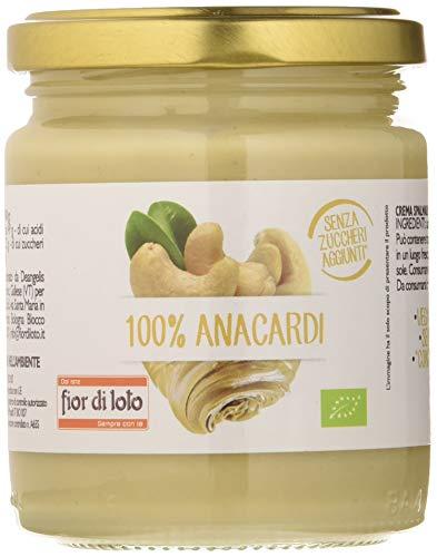 Fior di Loto Crema di Anacardi, 200g