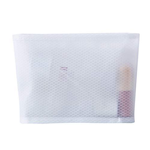 1 PC EVA Maquillage Maquillage Sac Portable Zipper Cosmetic Pocket Wash Bag (Sac de salle de bain)