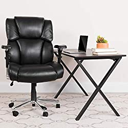 Computer Chair That Is Rated To 400 Lbs And Can Be Used 24/7